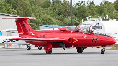 C-GDLG - Aero L-29 Delfin - Private