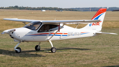 OK-HSI - Tecnam P2008JC - Private