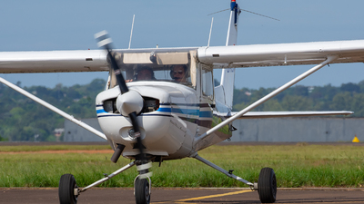 LV-AON - Cessna 152 II - Private