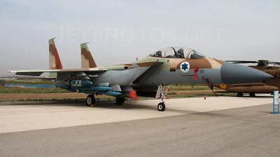 201 - Boeing F-15I Ra'am - Israel - Air Force