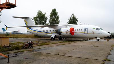 UR-EXJ - Antonov AN-158 - Antonov Airlines