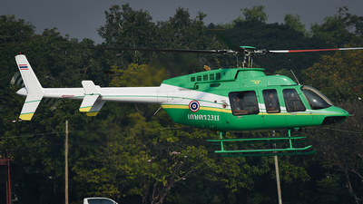 2311 - Bell 407 - Thailand - Bureau of Royal Rainmaking and Agricultural Aviation (KASET)