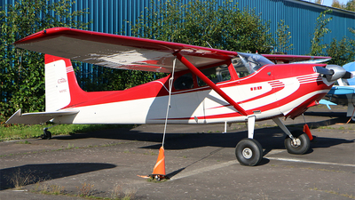 N1670C - Cessna 180 Skywagon - Private