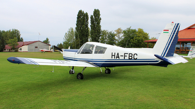 HA-FBC - Zlin 43 - Private