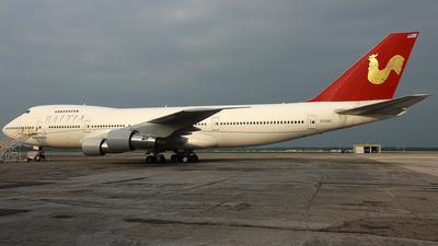 A picture of N706BL - Boeing 747251B - [21705] - © Wojtek Kmiecik
