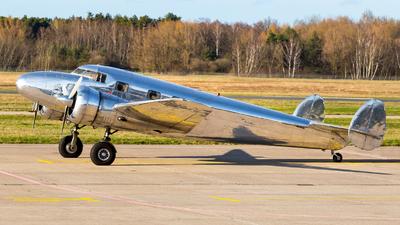 NC18130 - Lockheed 12A Electra Junior - Private
