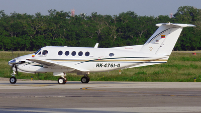 HK-4761-G - Beechcraft 200 Super King Air - Private