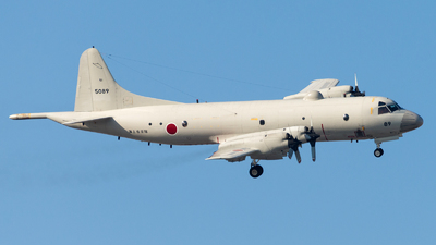 5098 - Kawasaki P-3C Orion - Japan - Maritime Self Defence Force (JMSDF)