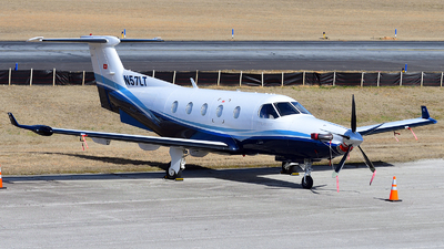 N57LT - Pilatus PC-12/45 - Private