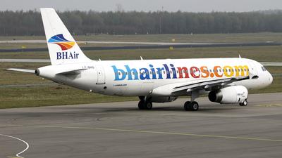 LZ-BHG - Airbus A320-232 - BH Air