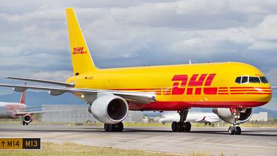 D-ALER - Boeing 757-2Q8(PCF) - DHL (European Air Transport)