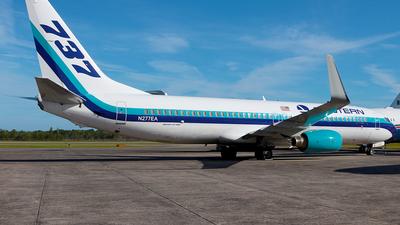 N277EA - Boeing 737-8CX - Eastern Air Lines