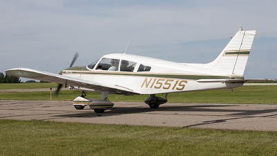 N1551S - Piper PA-28-180 Cherokee Challenger - Private