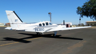 PR-WAO - Beechcraft 58 Baron - Private