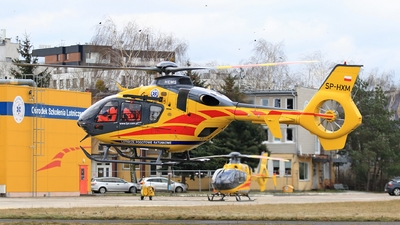 SP-HXM - Eurocopter EC 135T3 - Poland - Medical Air Rescue