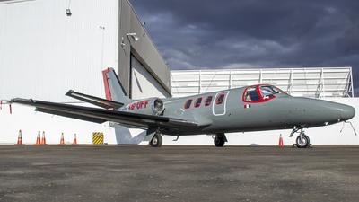 XB-UFF - Cessna 501 Citation SP - Private