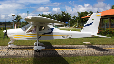 PU-FVA - Tecnam P92 Echo - Private