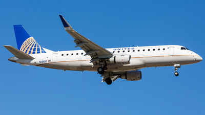 N136SY - Embraer 170-200LR - United Express (SkyWest Airlines)