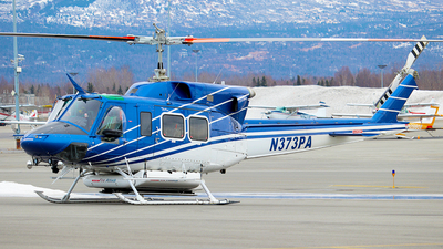 N373PA - Bell 212 - Private