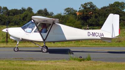 D-MCUA - Ikarus C-42 - Private
