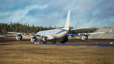 9H-SEA - Airbus A340-642 - Hifly Malta