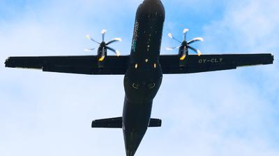 OY-CLY - ATR 72-212A(500) - Alsie Express