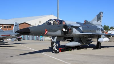 N401AX - IAI Kfir C2 - Private