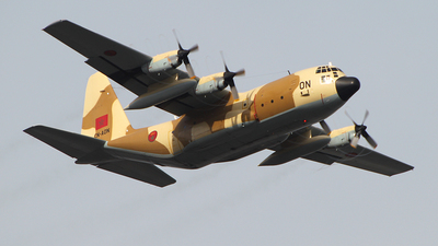 CN-AON - Lockheed C-130H Hercules - Morocco - Air Force