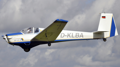 D-KLBA - Scheibe SF.25B Falke - Private