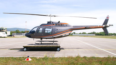 OE-XRB - Bell 206B JetRanger - Euro Flight Helicopter Services