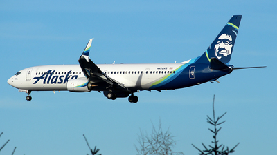 N428AS - Boeing 737-990ER - Alaska Airlines
