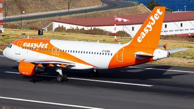 G-EZBA - Airbus A319-111 - easyJet
