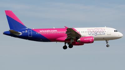 A picture of HALWO - Airbus A320232 - Wizz Air - © Kuba Kawczynski