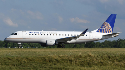N723YX - Embraer 170-200LR - United Express (Republic Airlines)