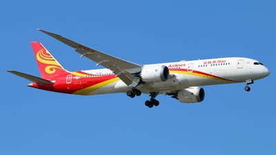 A picture of B1499 - Boeing 7879 Dreamliner - Hainan Airlines - © cmqmc