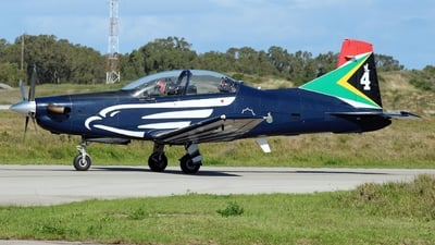 2027 - Pilatus PC-7 Mk.II - South Africa - Air Force