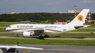 EP-TBH - Airbus A310-304 - Taban Air