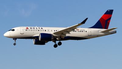 A picture of N111NG - Airbus A220100 - Delta Air Lines - © Jeremy D. Dando