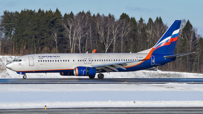 A picture of VPBGN - Boeing 7378LJ - Aeroflot - © Anna Timofeeva