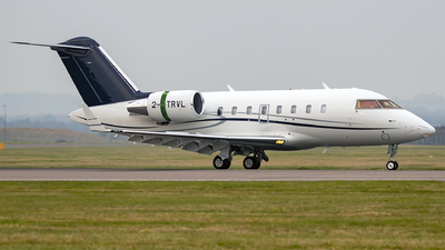 2-TRVL - Bombardier CL-600-2B16 Challenger 650 - Volare Airlines