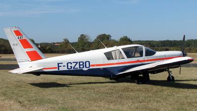 F-GZBO - Cerva CE.43 Guépard - Private