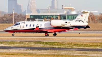 A picture of N168HL - Learjet 60 - [60041] - © Jeremy D. Dando