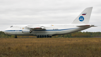 RA-82010 - Antonov An-124-100 Ruslan - Russia - 224th Flight Unit State Airline