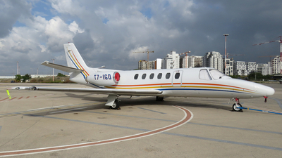 T7-IGO - Cessna 550 Citation II - Private