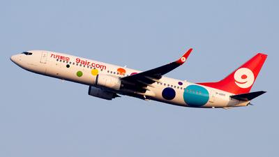 A picture of B220S - Boeing 73786N -  - © Zongzha_Kaiguan