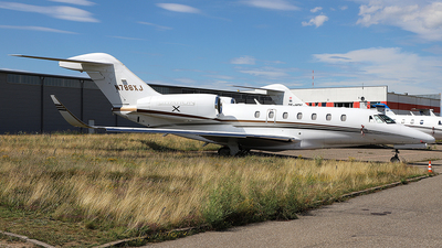 N786XJ - Cessna 750 Citation X - Private