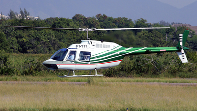 PT-YTT - Bell 206B JetRanger III - Private