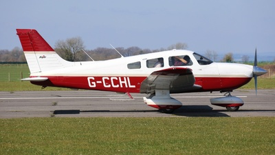 A picture of GCCHL - Piper PA28181 - [2843176] - © ian simpson