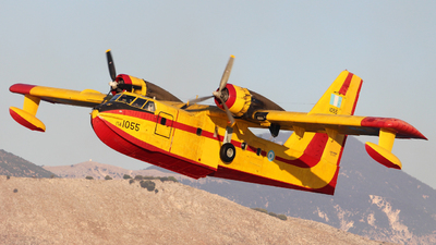 1055 - Canadair CL-215-1A10 - Greece - Air Force