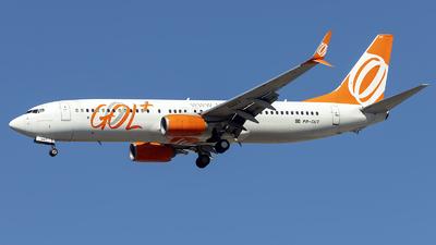 PR-GUT - Boeing 737-8HX - GOL Linhas Aereas